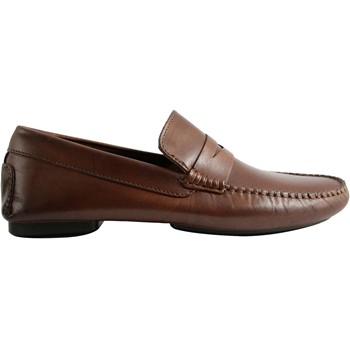 Exclusif Paris - Boat - Mocassins en cuir - marron - 1979009