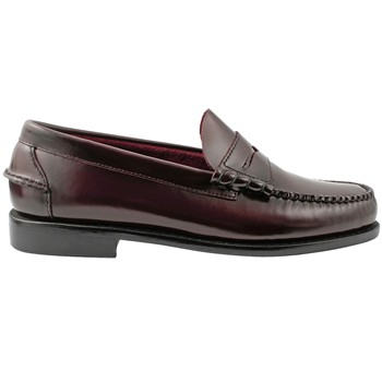 Exclusif Paris - Harvard - Mocassins en cuir - bordeaux - 1979022