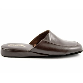 Exclusif Paris - Relax - Chaussons - marron - 1979135