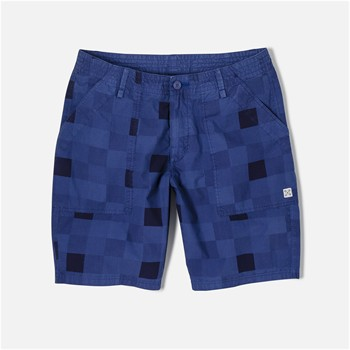 Oxbow - Savok - Short - bleu - 1977541