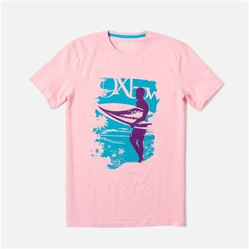 Oxbow - Brienz - T-shirt - rose - 1977580