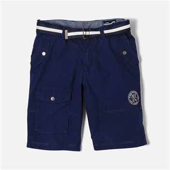 Oxbow - Savari - Short - bleu marine - 1977632