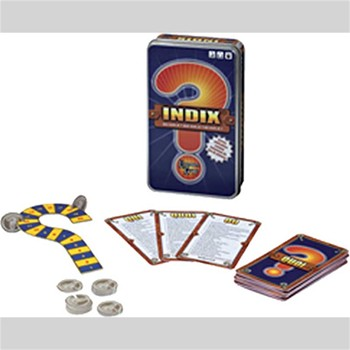 UNIVERSITY GAMES EUROPE - Jeu de cartes - 10+ - 1982740
