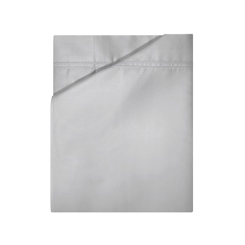 Yves Delorme - Triomphe Argent - Drap plat - silver - 1011896