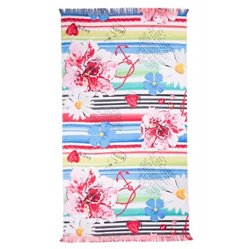 Desigual Home - Blue Summer - Drap de plage - multicolore