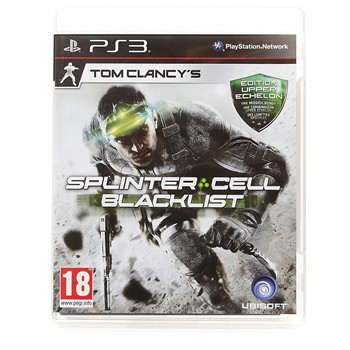 High Tech - Jeu Splinter Cell Blacklist sur PS3 - 1944565