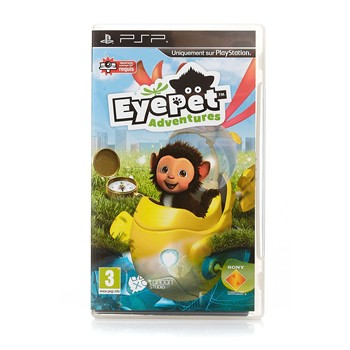 High Tech - Eyepet Adventures pour PSP - 1944572