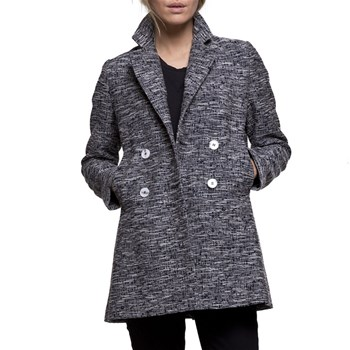 Trench and coat - Ablisa - Manteau - gris