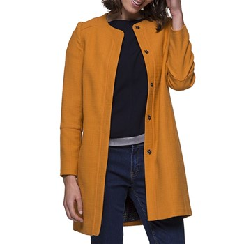 Trench and coat - Bissa - Manteau - moutarde