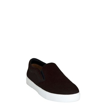 Keskate Kool - Slip-on en cuir - marron