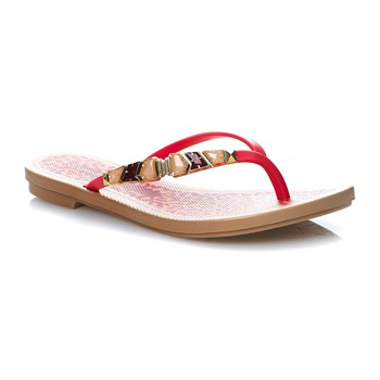 JEWEL THONG - Chanclas - rosa