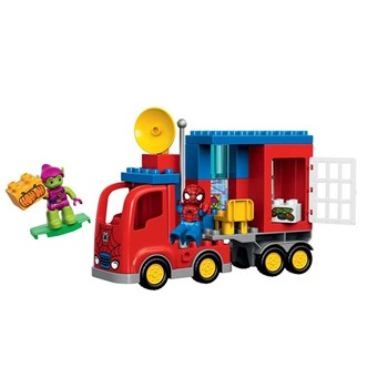 Camion spiderman - multicolore
