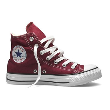 Chuck Taylor All Star Hi - Baskets - bordeaux
