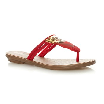 Tribal Thong - Chanclas - rojo