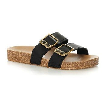 ESSENCE SLIDE - Chanclas - negro