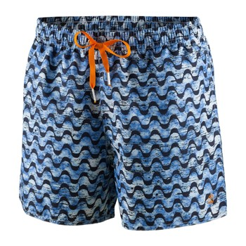 Impetus - Waves - Short de bain - bleu marine - 1867860