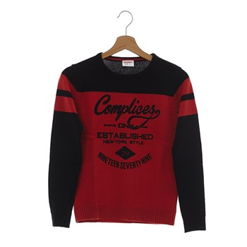 Complices - Pull - rouge - 1991523