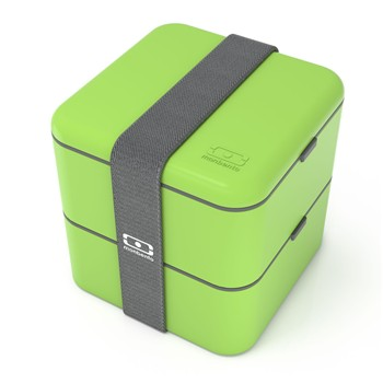 monbento - MB Square - Lunch Box - vert - 2001182