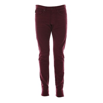Jack & Jones - Glenn Original - Jean slim - bordeaux - 1888478