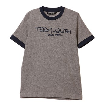 Ticlass3 - T-shirt manches courtes - gris chine