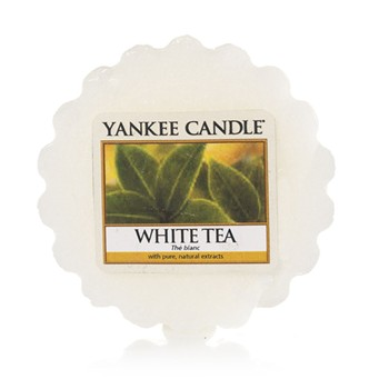 Yankee Candle - Thé Blanc - Geurkaars - wit