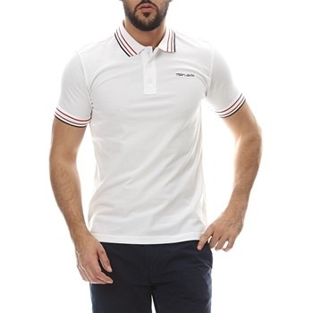 Pasian MC - Polo-Shirt - weiß