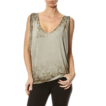 Top sans manches - taupe