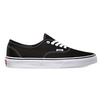 Vans - Authentic - Baskets - noires - 1313889