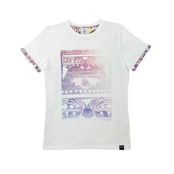 Blue Telegram - T-shirt - blanc - 2025112