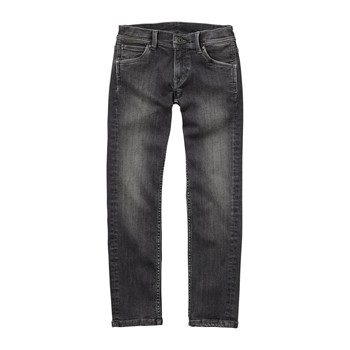 Cashed - Jeans dritta - nero