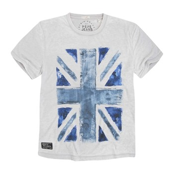 Pepe Jeans London - SCOTT - T-shirt - gris - 2010137