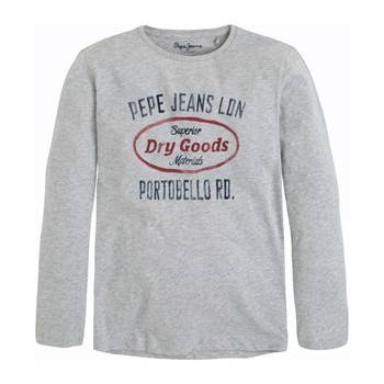 Pepe Jeans London - TOMME - T-shirt - gris chine - 2010140