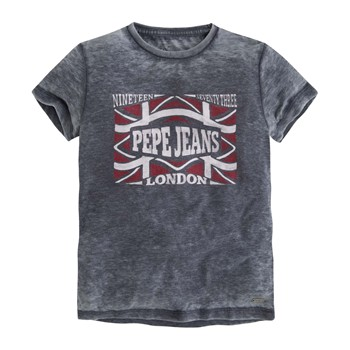 Pepe Jeans London - TIMOTHY - T-shirt - encre - 2010142