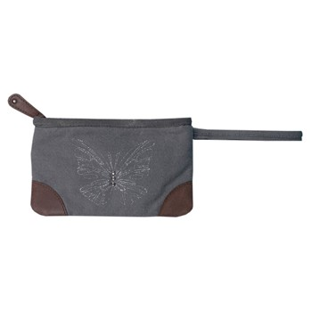 Pack Butterfly - Pochette - gris