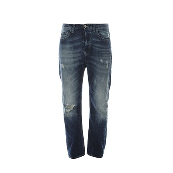 Benetton - Jean droit - denim bleu - 1825299