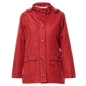 Impermeable - rojo