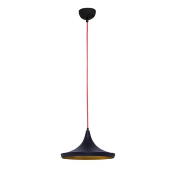 Industrial Lights - Suspension - noir