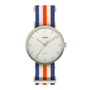 The Weekender Collection - Montre bracelet en nylon - multicolore
