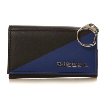 Diesel - BLOCKING LEATHER KEY CASE - Petite maroquinerie - bicolore - 1919307