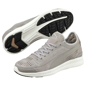 Puma - Ignite Sock - Baskets basses - gris clair - 2035661