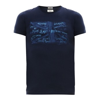 Pepe Jeans London - Ceto - T-shirt - bleu - 2030927