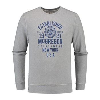 McGregor - Phillip Carrington - Sweat-shirt - gris - 2043503