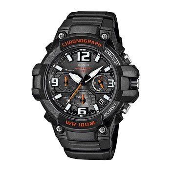 Casio - Collection - Montre chronographe - noir