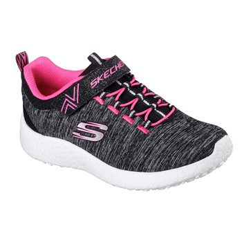 Skechers - BURST - Baskets basses - noir - 2069416