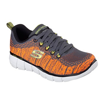 Skechers - EQUALIZER - Baskets basses - orange - 2069432