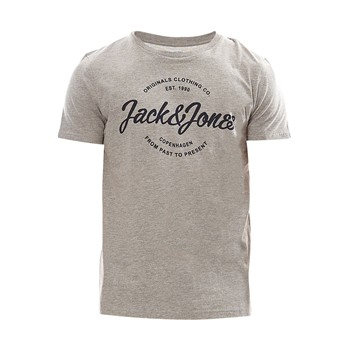 Jack & Jones - T-shirt - gris clair - 2032772