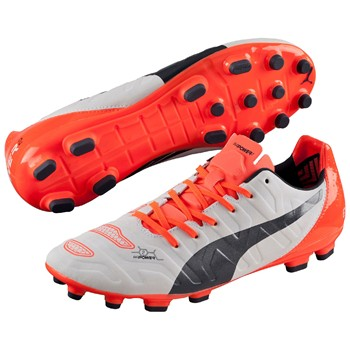 Puma - Evopower - Chaussures de football - orange - 2069324