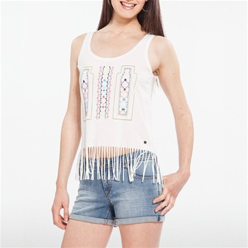 Bonobo Jeans - Top - blanco