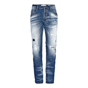 Guess - Jean regular - denim bleu - 2073243