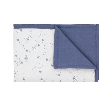 Art for Kids - Couverture doudou - bleu - 2084509